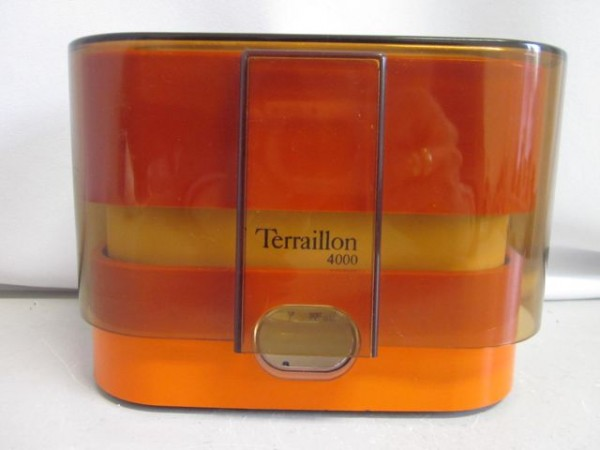 Küchenwaage Terraillon 4000 orange - Marco Zanuso