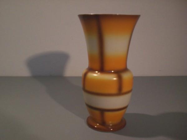 Vase mit Spritzdekor - Carstens Gräfenroda