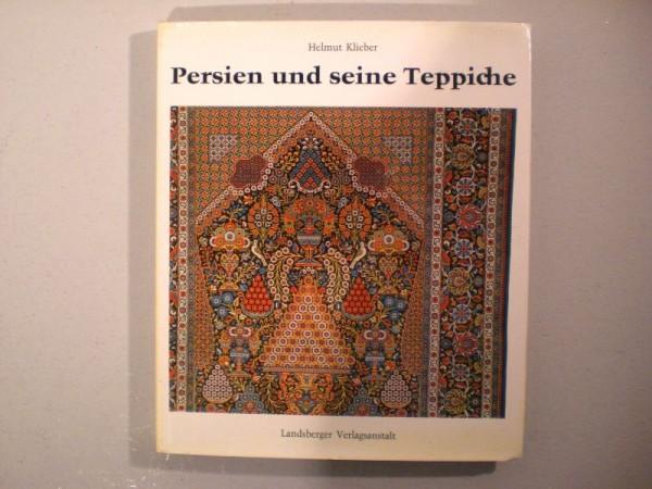 Buch 'Persien und seine Teppiche' - Helmut Klieber
