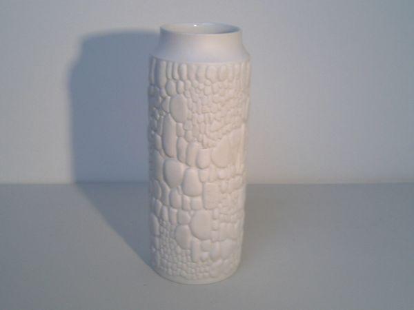 Große Vase Bisquitporzellan - von Kaiser