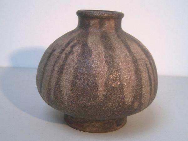 Seltene Vase - Werkstattarbeit Fridegart Glatzle