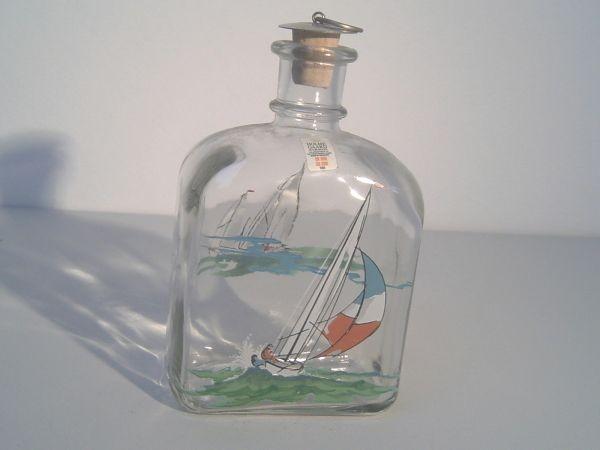 Holmegaard Flasche - Entwurf Michael Bang