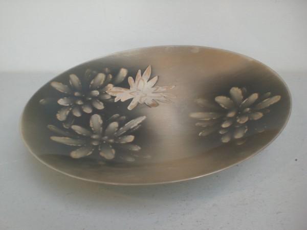 Schale mit Blumendekor - WMF Ikora