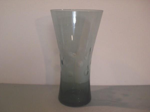 Vase Diabolo mit Kugelschliff - Wilhelm Wagenfeld