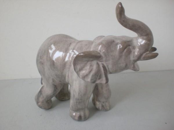 Seltene Tierplastik - Paul Dresler / Grootenburg