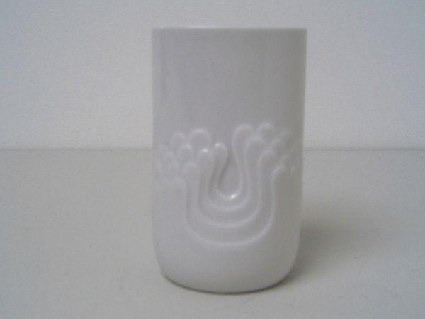 Vase mit abstraktem Dekor - von Thomas