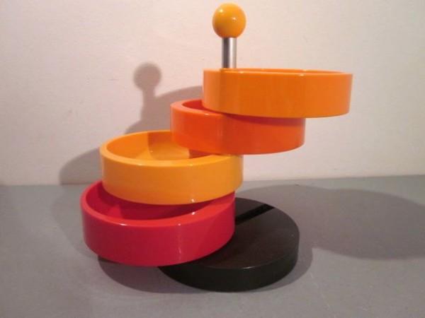 Etagere im Pop Art-Design - Emsa 70s