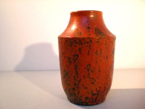 Expressive Vase - Ruscha Vulcano