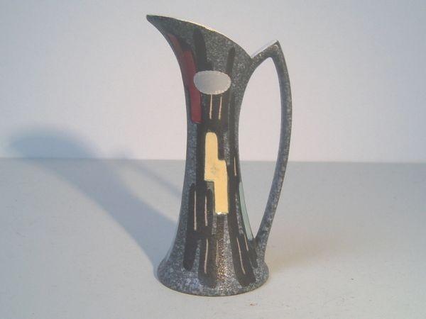 Vase mit grafischem Muster - Scheurich