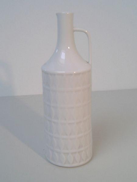 Hutschenreuther Flaschenvase Entwurf K. + U. Scheid