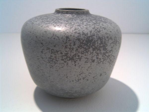 Grün-gesprenkelte Vase Hameln