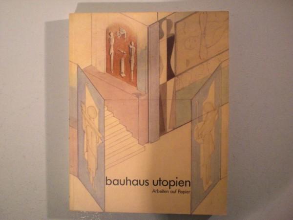 Buch 'Bauhaus Utopien'