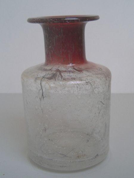 Vase mit Schlierenmuster - Schott Zwiesel