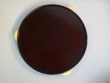 Art Deco Tortenplatte aus Bakelit