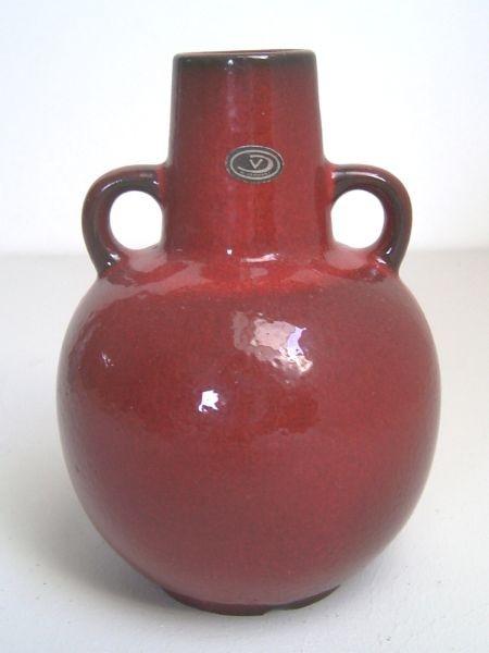 Vase mit Doppelhenkel - Fritz van Daalen