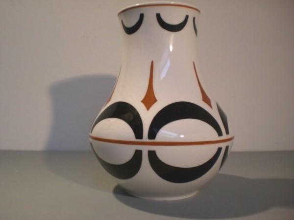 Feine Art Déco Vase - Carstens Gräfenroda