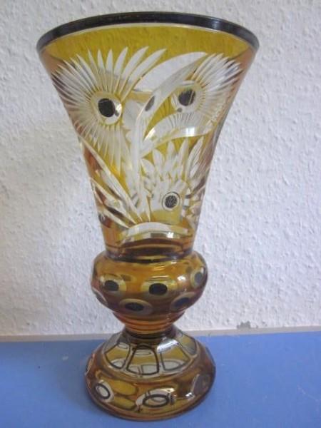 Vase Steinschönau