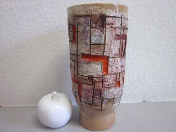Grosse Vase Fratelli Fanciullacci - Dekor Pompei
