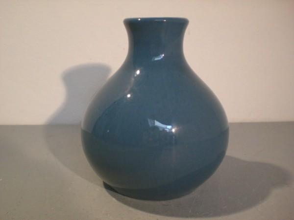 Blaue Vase - Kunsttöpferei Kandern