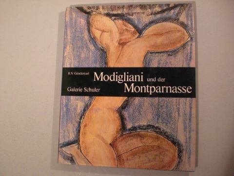 Buch 'Modigliani und der Montparnasse'