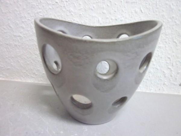 Übertopf Blumentopf Keramik Fürst-Adolf-Werkstätte Bückeburg 50s