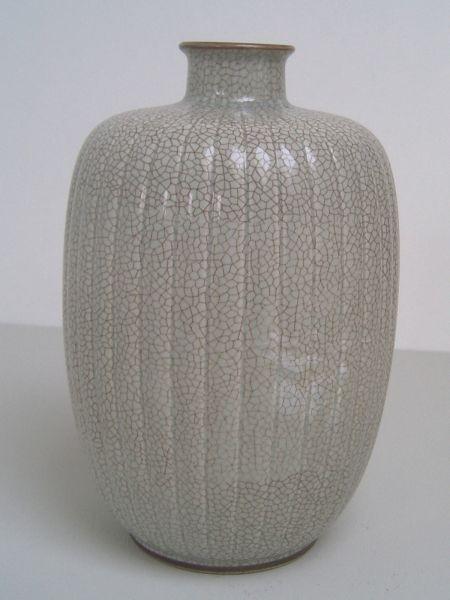 Grosse Craquelé-Vase Rosenthal