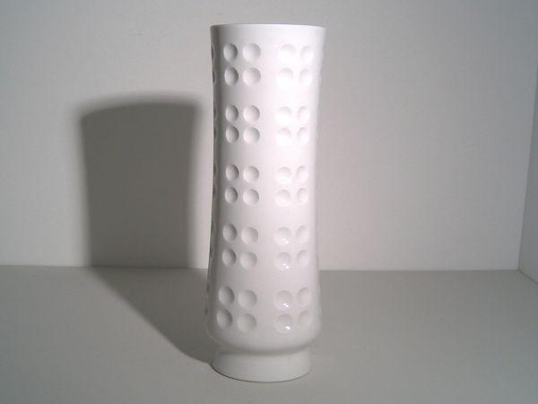 Vase mit optischen Punkten - Schumann Arzberg