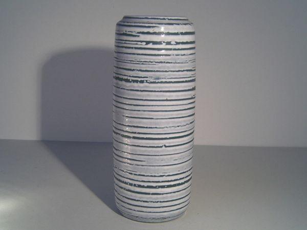 Große Vase mit Streifendekor - Scheurich