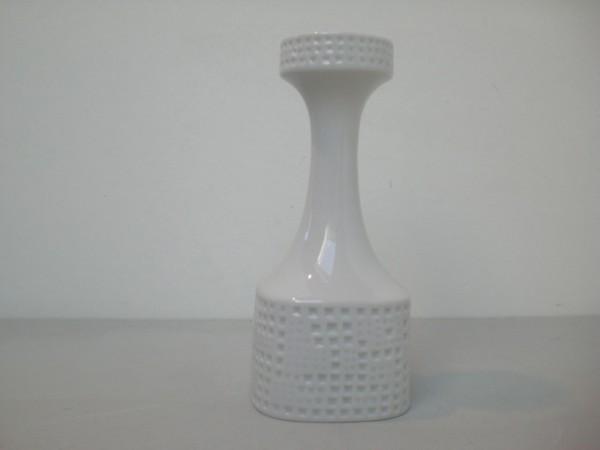 Vase in Flaschenform - Hutschenreuther Kunstabteilung