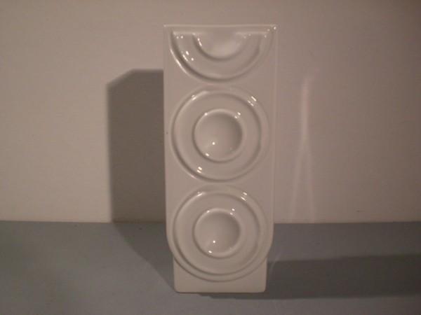 70er-Jahre Vase 'Bull's Eye' - Plankenhammer