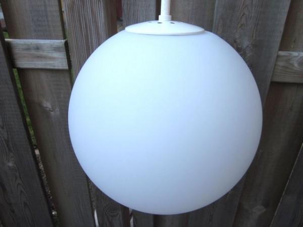 Tall ball-shaped glass pendant l& - Limburg Leuchten & Tall ball-shaped glass pendant lamp - Limburg Leuchten | English