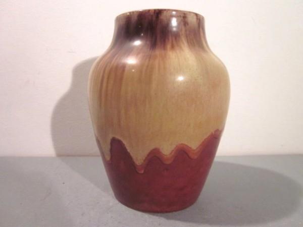 Jugendstil Vase - Hermann Mutz Altona - um 1900