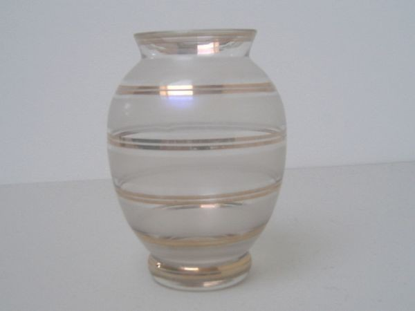Art Deco Vase - Gebr. Podbira Haida