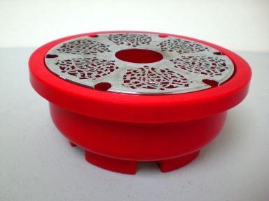 Art Deco Teewärmer Tropas - aus Pollopas
