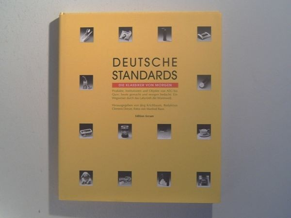 Buch 'Deutsche Standards'