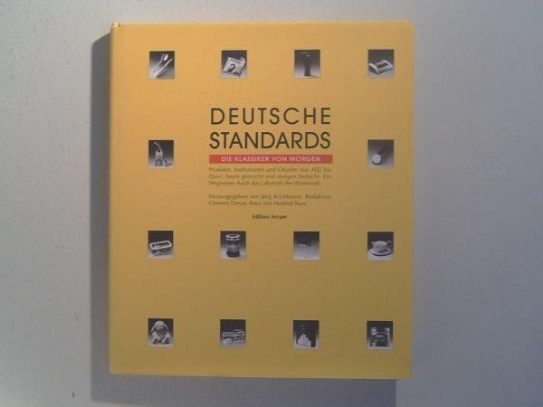 Buch 'Deutsche Standards'