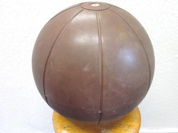 Gymnastikball Medizinball 3 kg WeVau Ventilball 50s