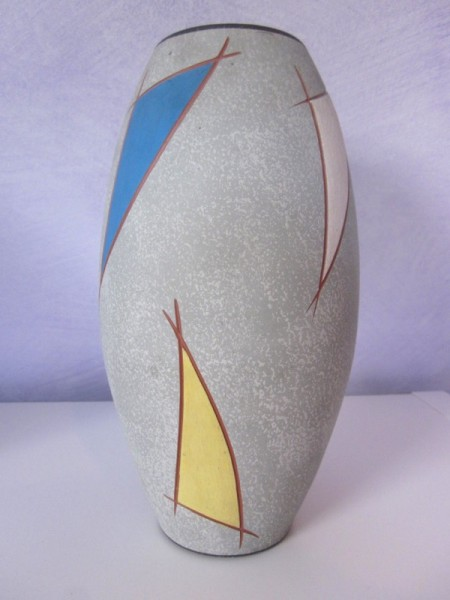 J_D Klinker Vase 50er-Jahre