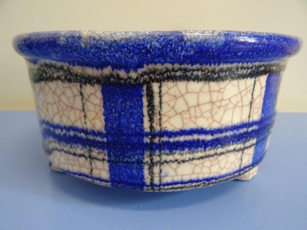 Fritz Hudler Diessen große Schale Keramik Keramikschale Art Deco Bauhaus era