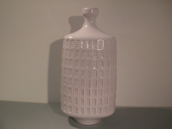 Seltene große Vase Wächtersbach Ätna - Karl Scheid