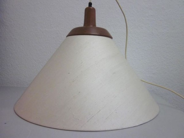 Lampe Hängelampe Dyrlund - Dänemark 60s 70s mid-century