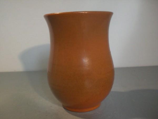 Vase mit Uranglasur - Katzer Karlsruhe