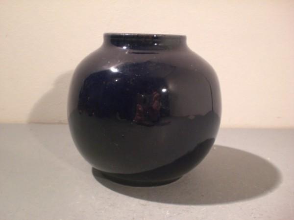 Blaue Vase - Wolfgang Thibault