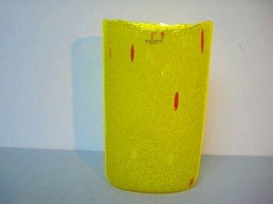 Große Vase Kosta Boda - Entwurf Bertil Vallien