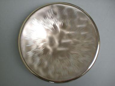 Schale mit Zackendekor - WMF Ikora